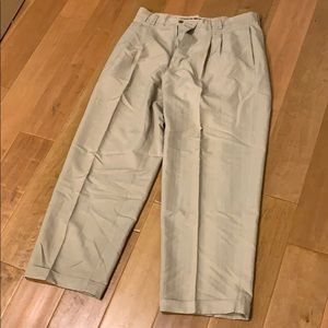 Caribbean Joe men's pants 34X 30